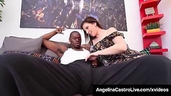 Angelina castro ass Porn Videos - VPorn